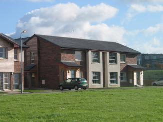 Fort Street Housing, Motherwell